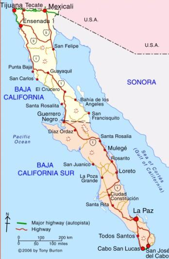 4 Baja California