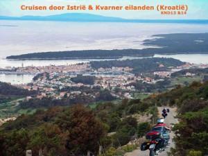 Kroatië motorreizen