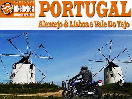 Portugal motorreizen