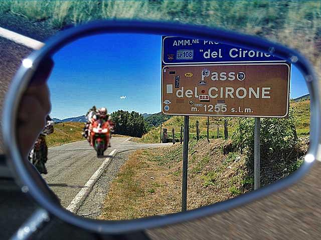 Emilia Romagna motorreizen